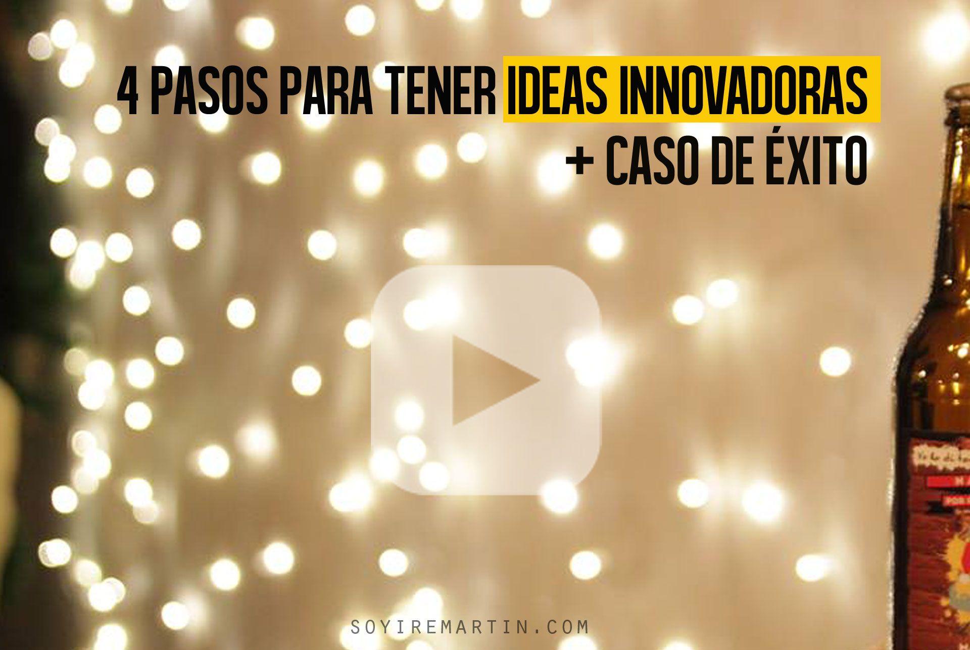 ideas innovadoras